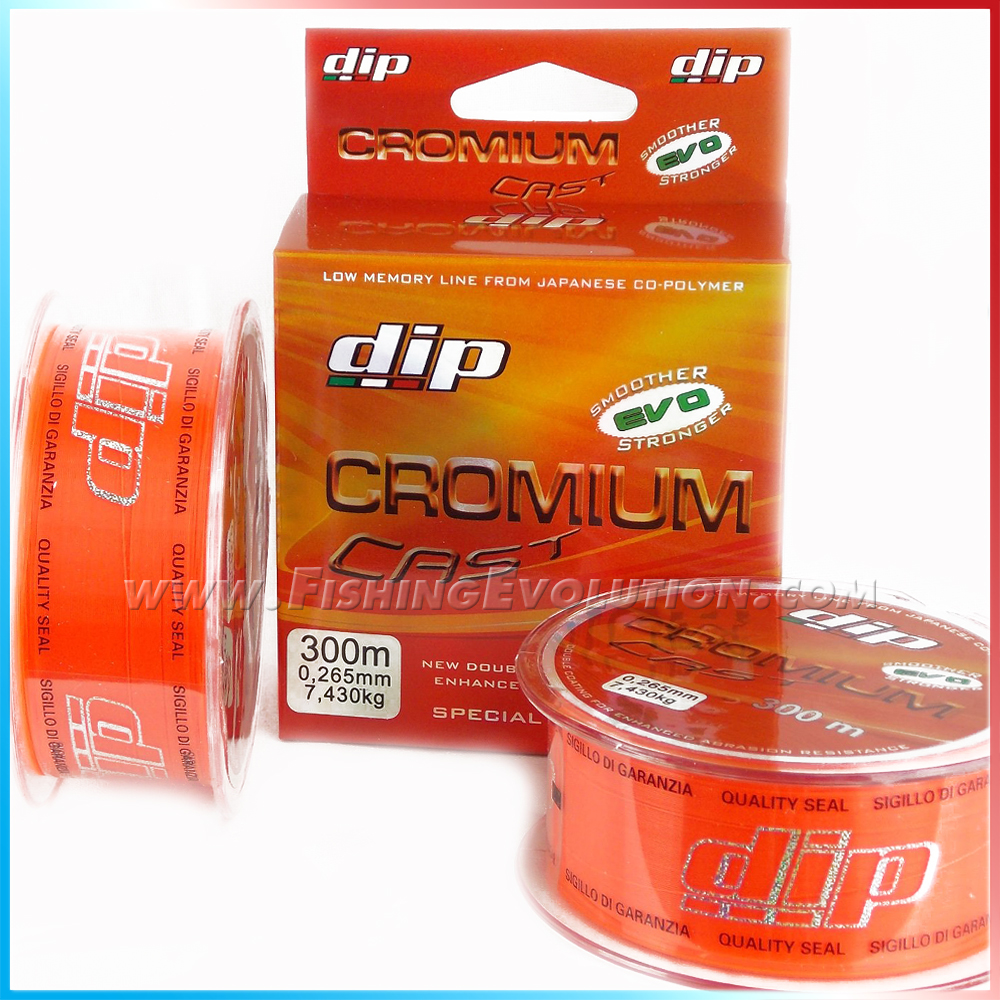 Chromium Cast Evo 300mt Orange