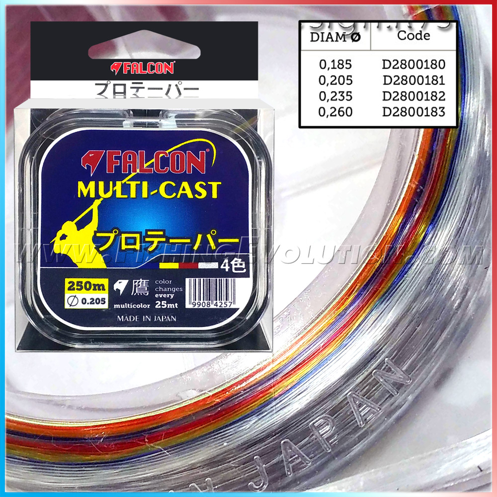 Multi cast 250 mt