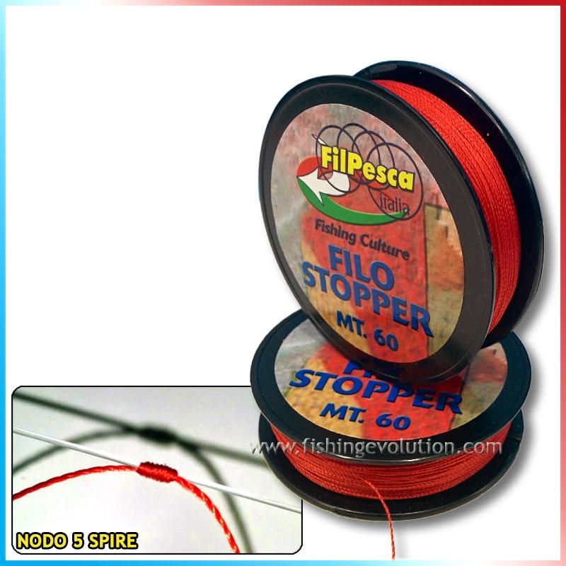 Filo Stopper Colorato 60 mt
