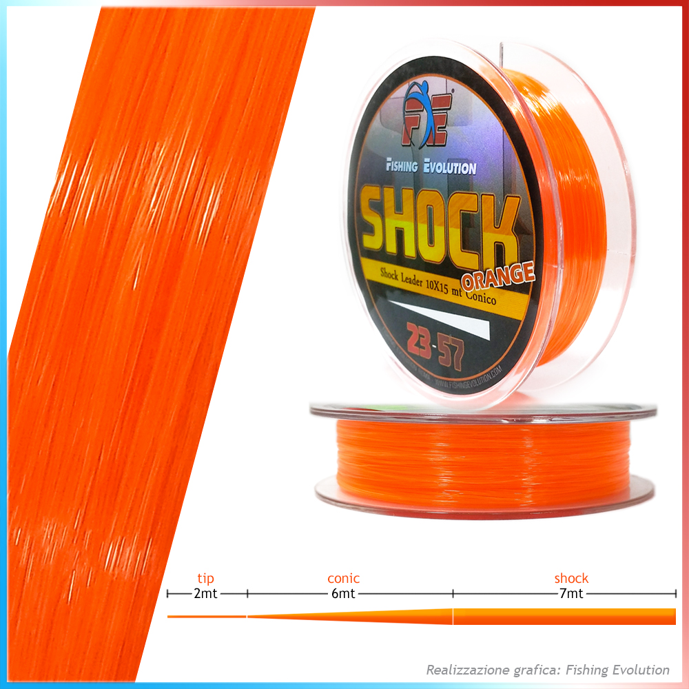 Evo Shock Leader Orange