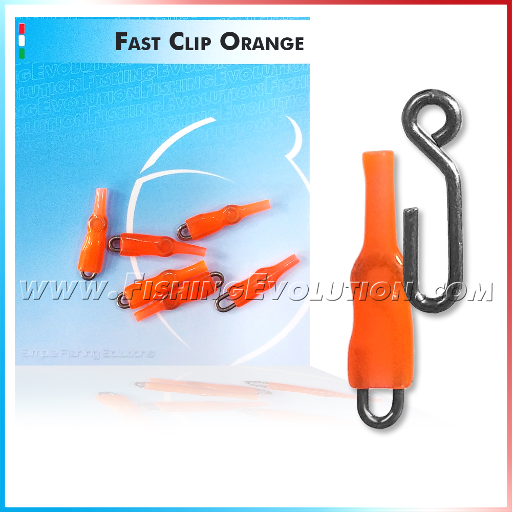 Fast Clip Orange