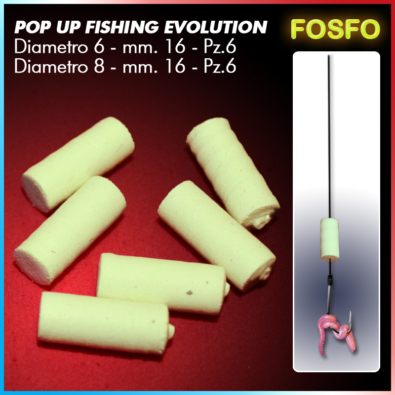 Pop Up FE 16 mm Fosfo