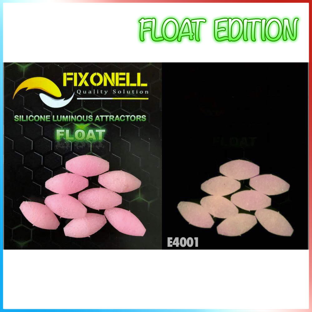 Fixonell Attractor oval floating e4001 pink