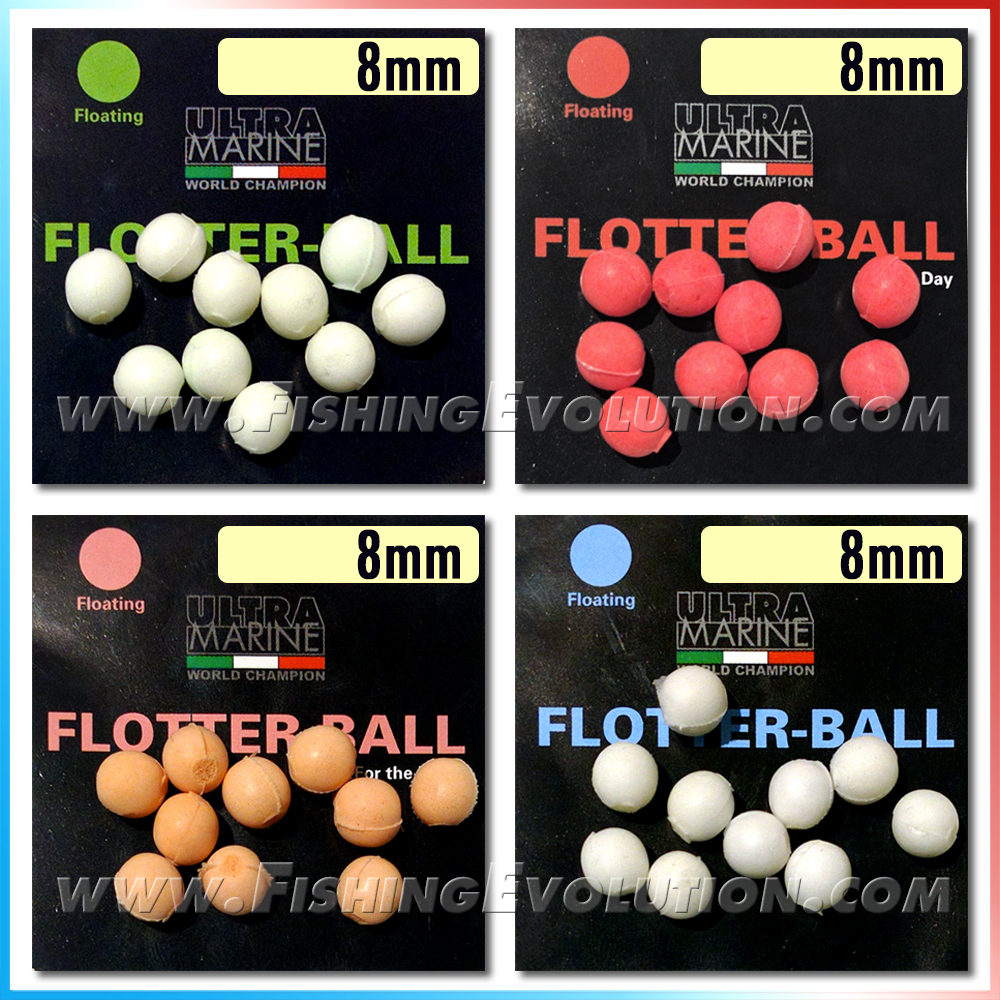 Flotter Ball 8mm