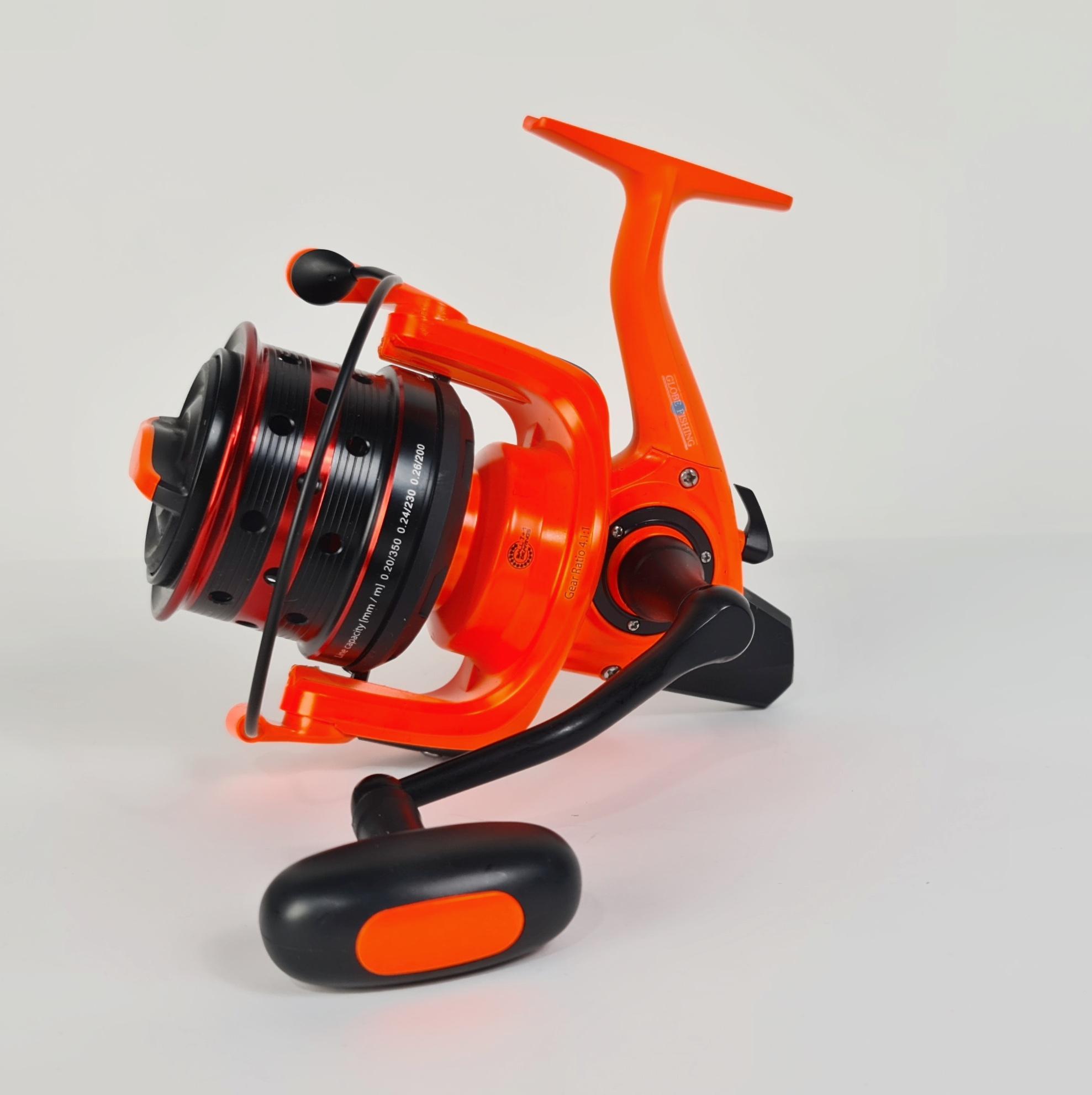 Mulinello Triumph Orange