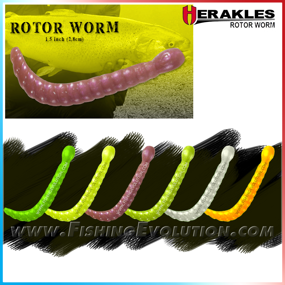 Rotor Worm