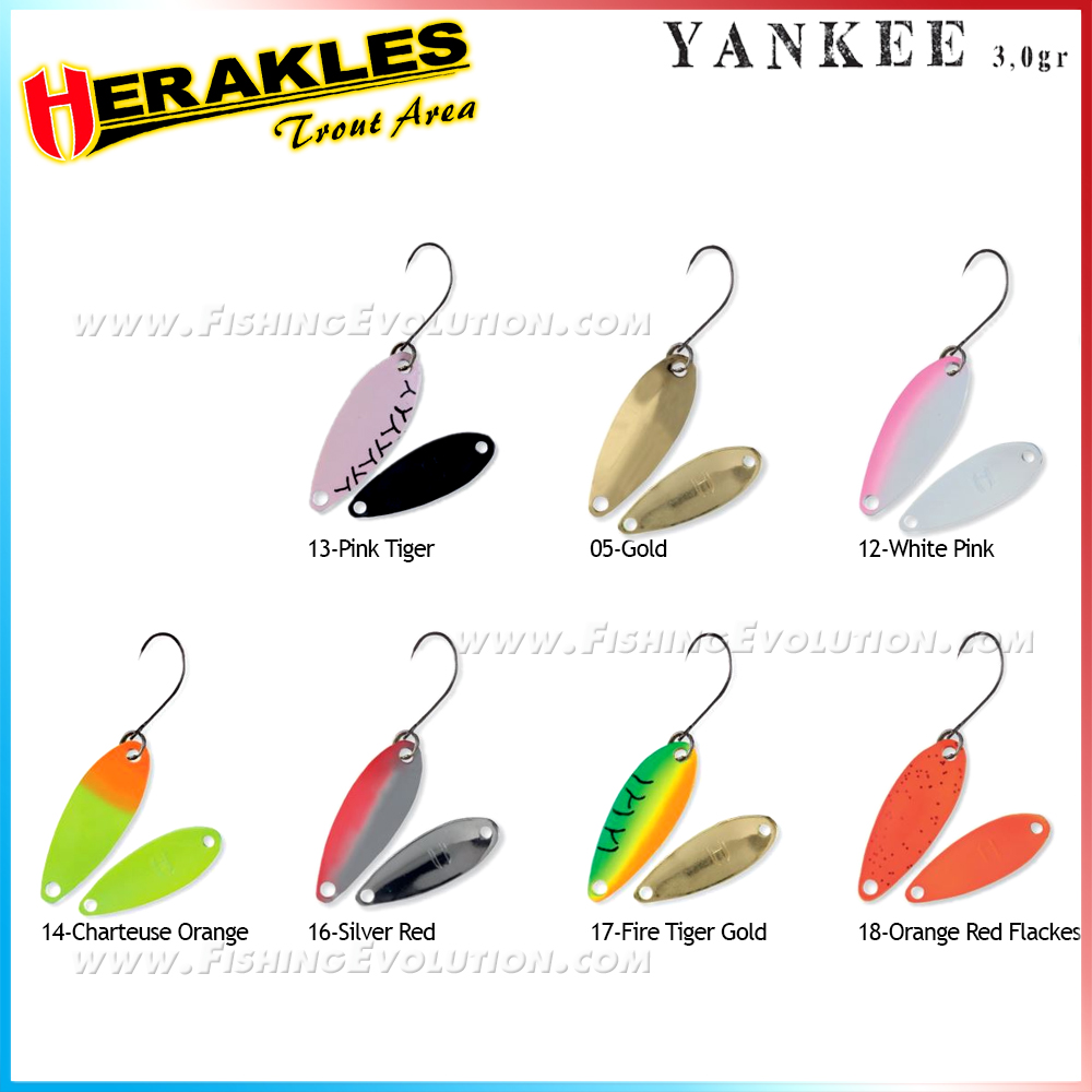 Spoon Yankee 3.0 gr