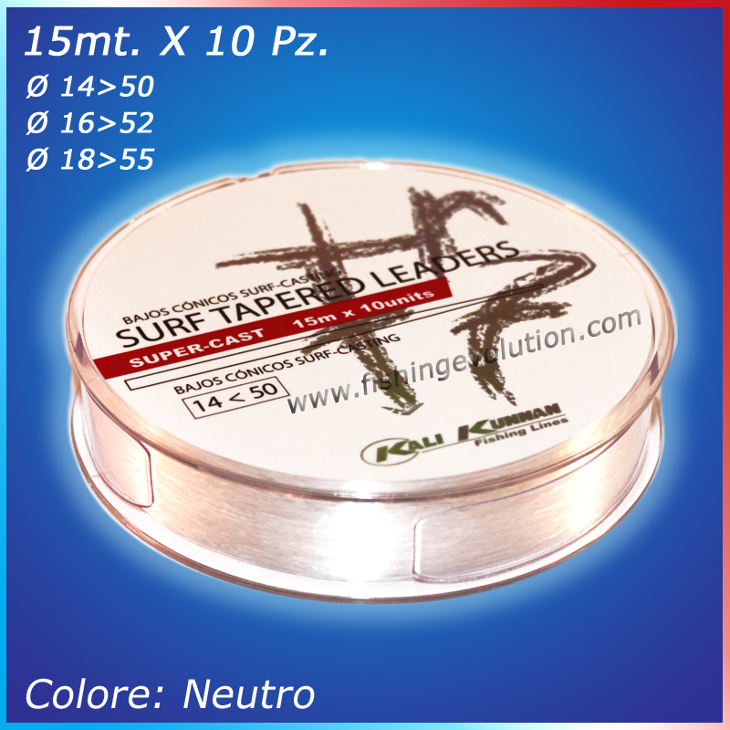Shock Leader 10x15 mt neutro