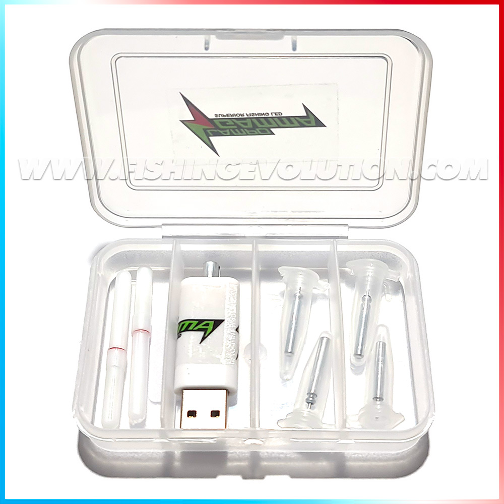 Box USB Supernova 4,5mm (Kit-02)