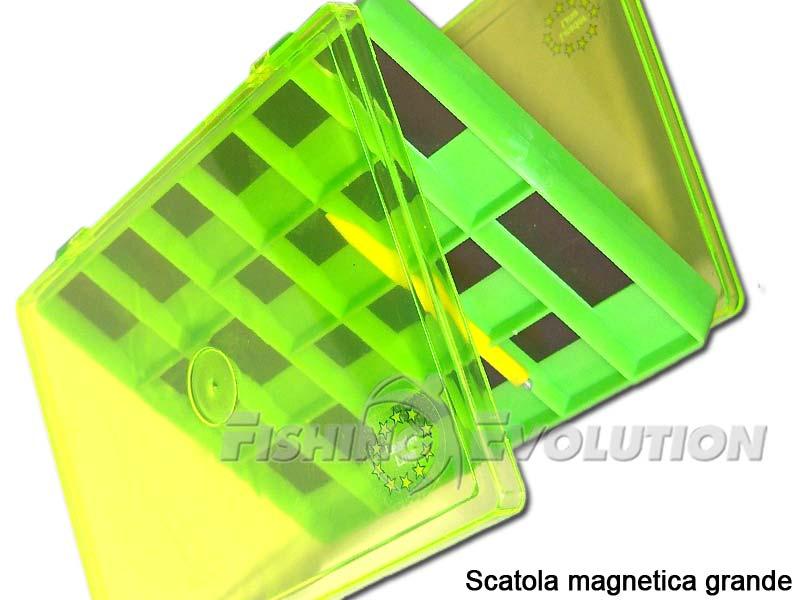 scatola magnetica doppia grande