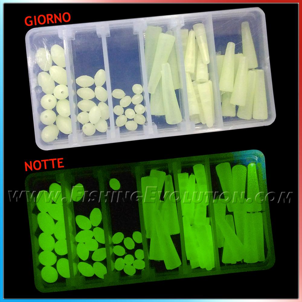 Conetti e Perline Fosforescenti
