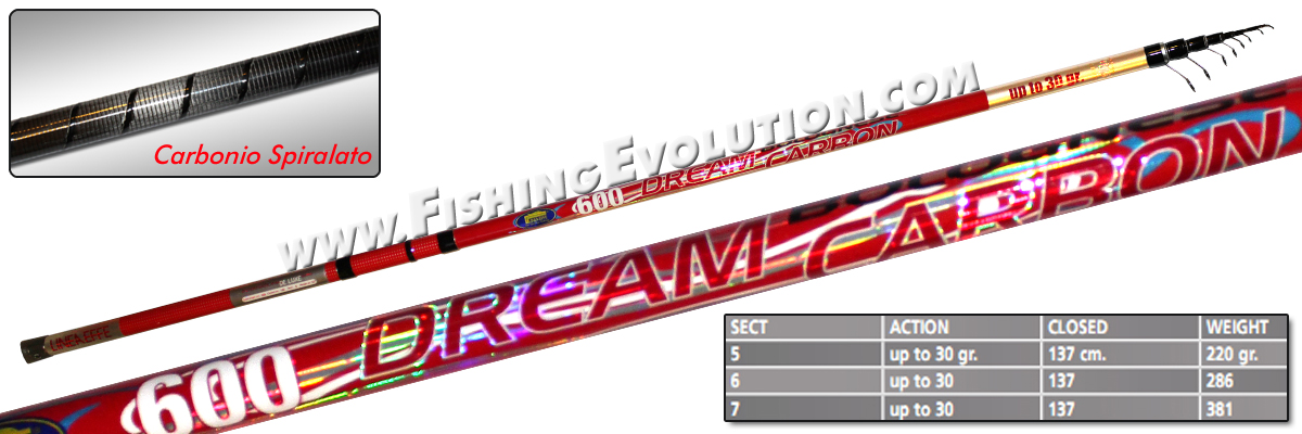 Dream Carbon C/anelli