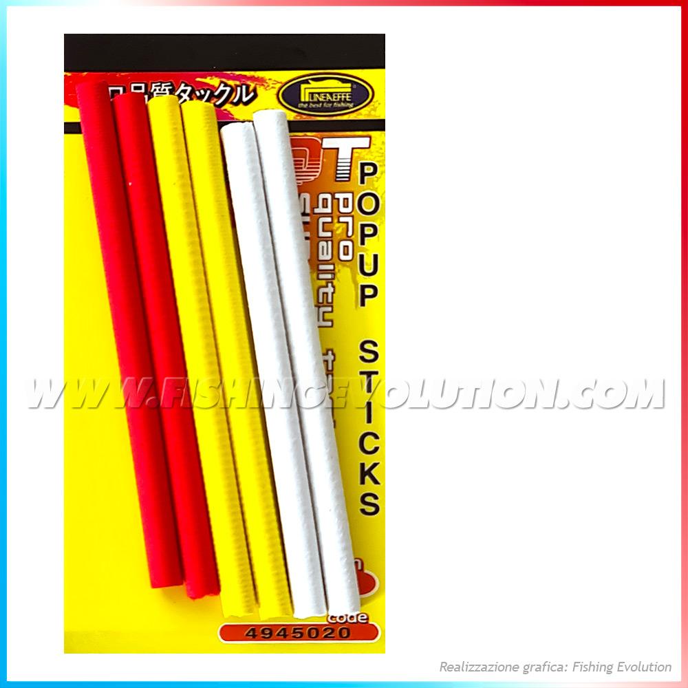 Pop Up Stick Sigaretta diam.6mm Mix Color