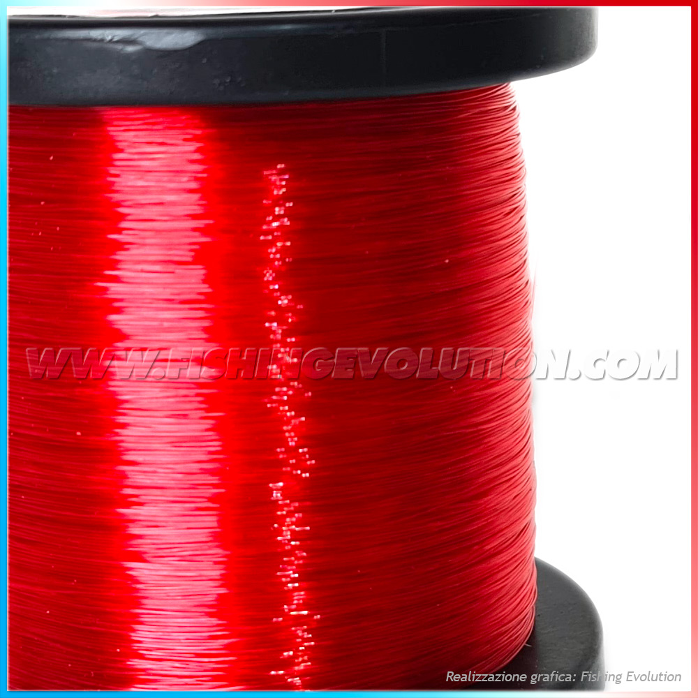 Nylon Sakai Red Power 1000 mt.