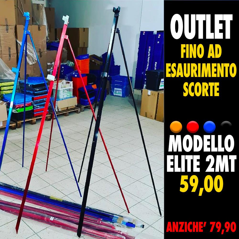 Picchetto con Gambe 2mt. Elite OUTLET