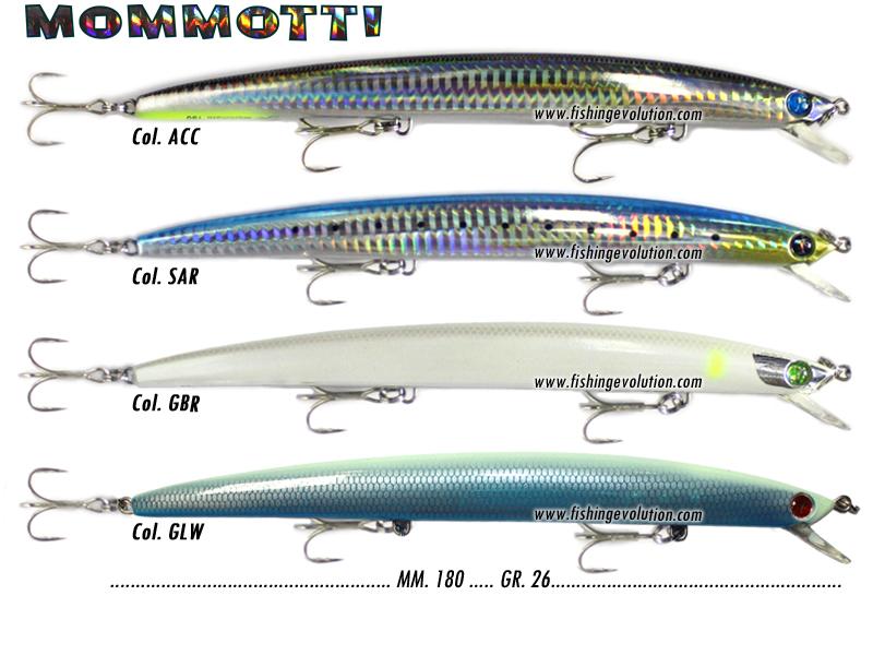 Mommotti 180 MM.