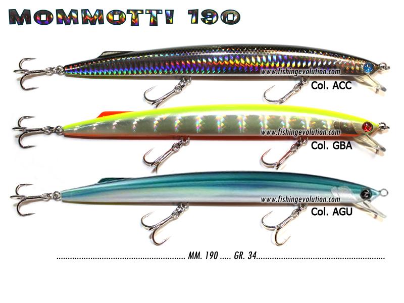 Mommotti 190 S