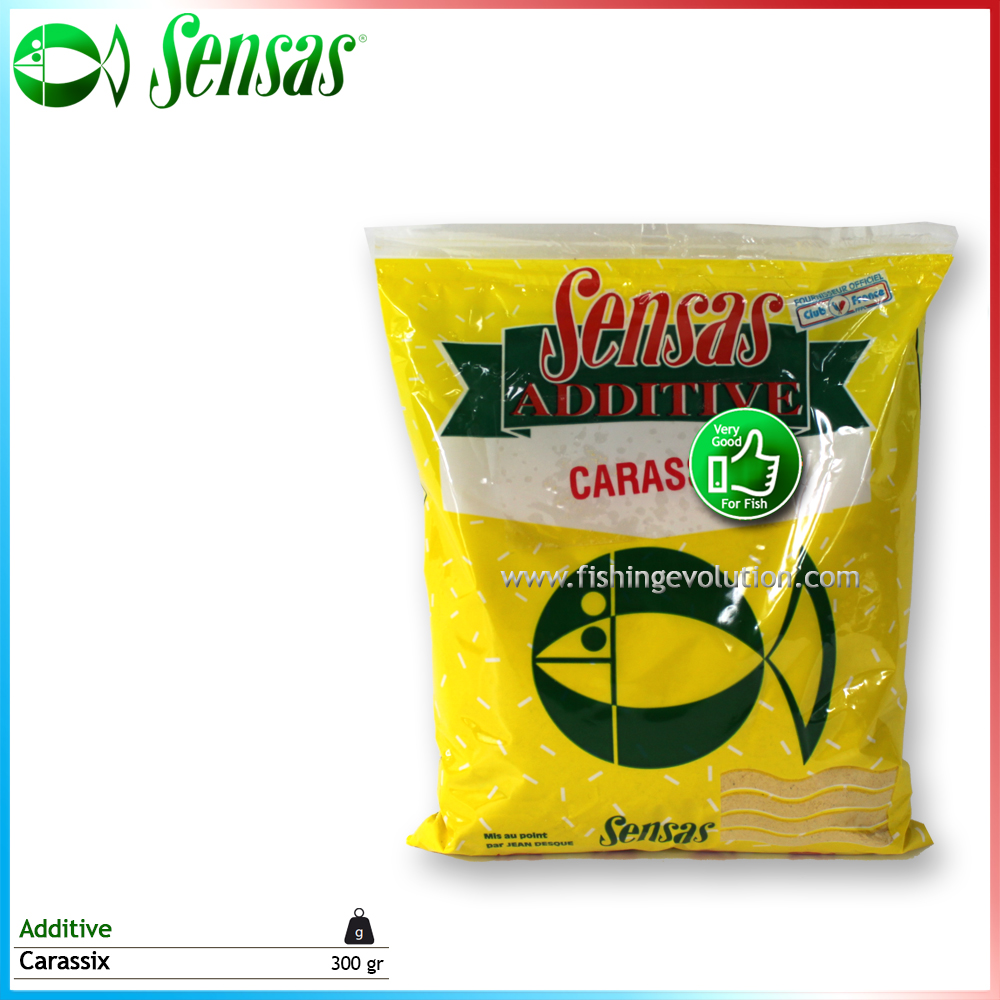 Additivo Carassix 300 gr.