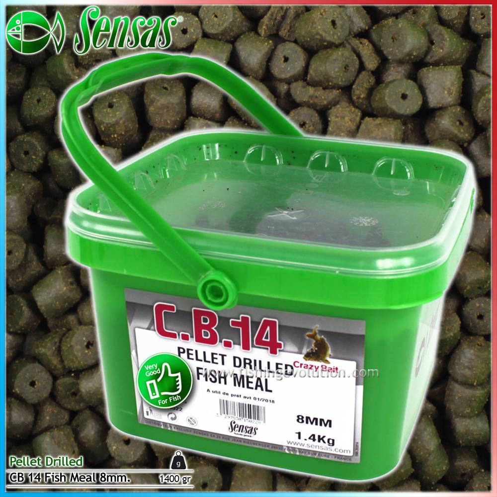 Pellet Forato CB 14 1.400 Kg