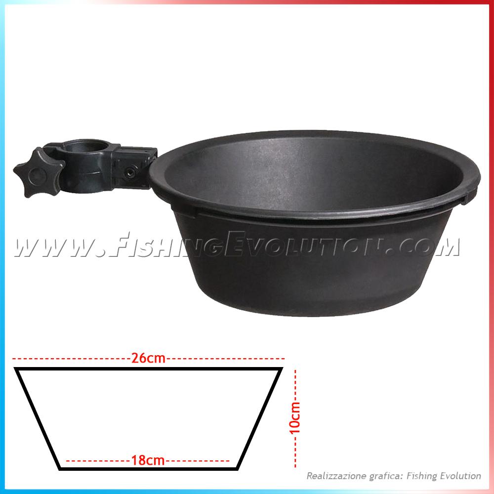 GNT-X36 Bowl W/Hoop