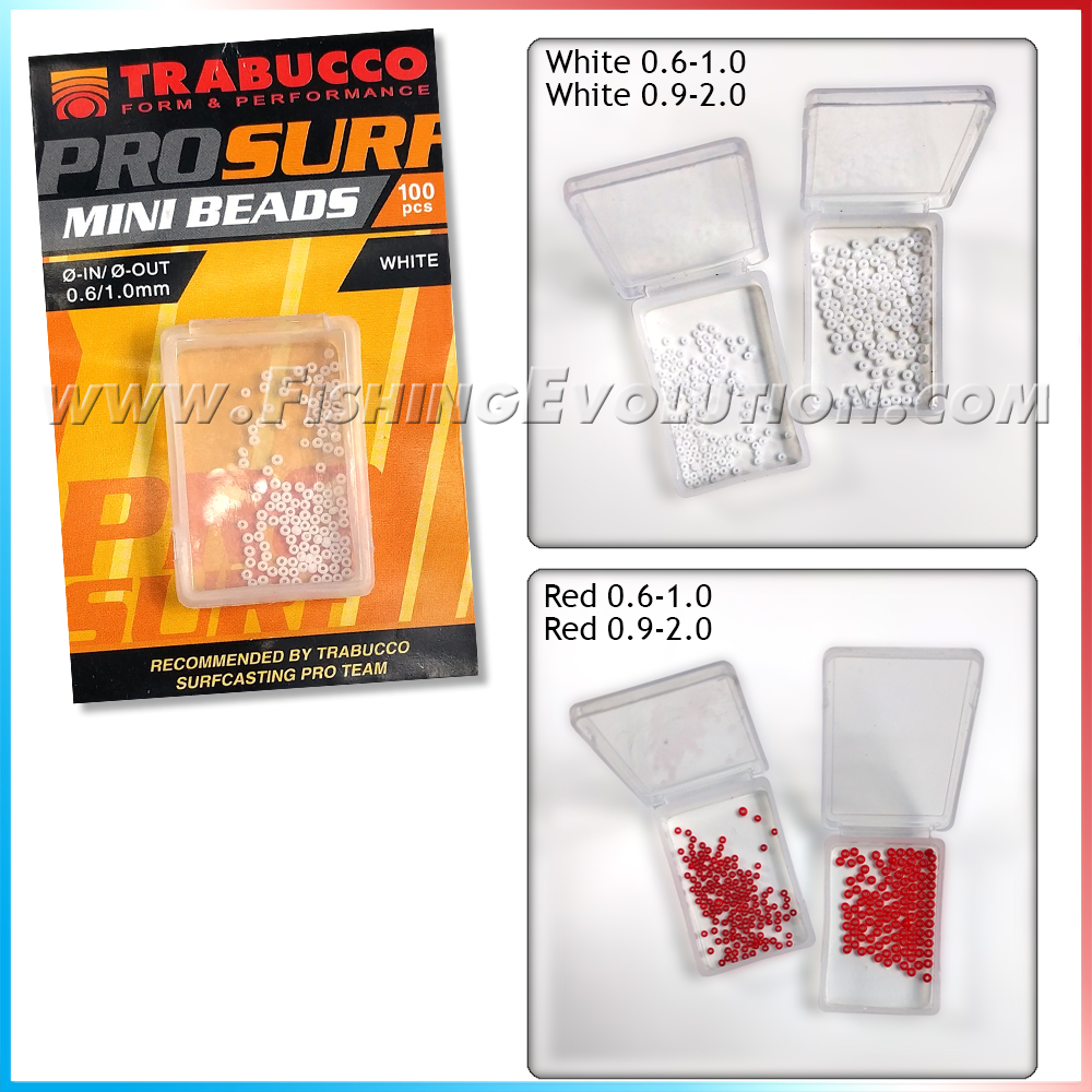 Trabucco Perline pro surf mini beads