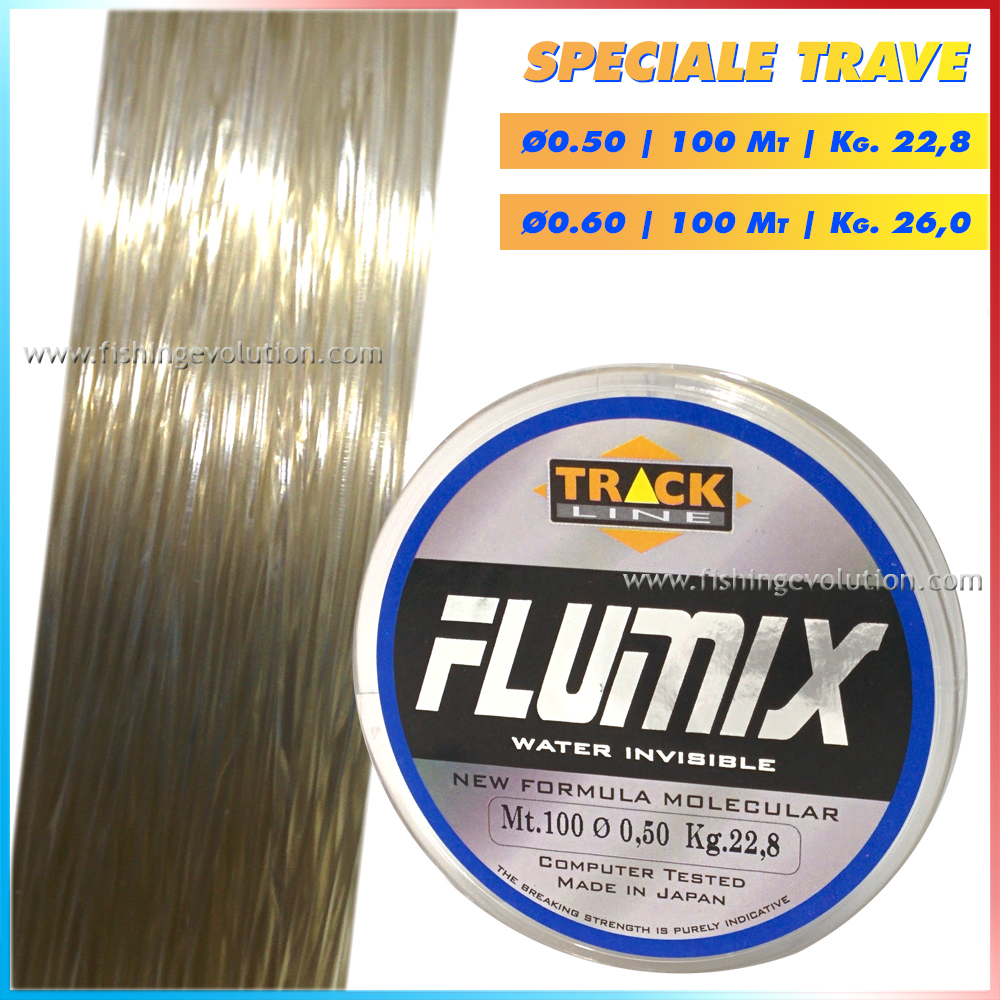 Flumix 100 mt. Speciale Trave