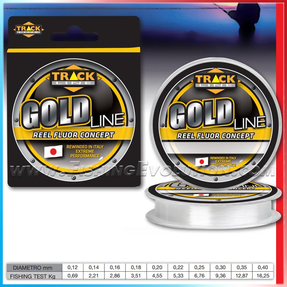 Nylon Gold Line 150mt