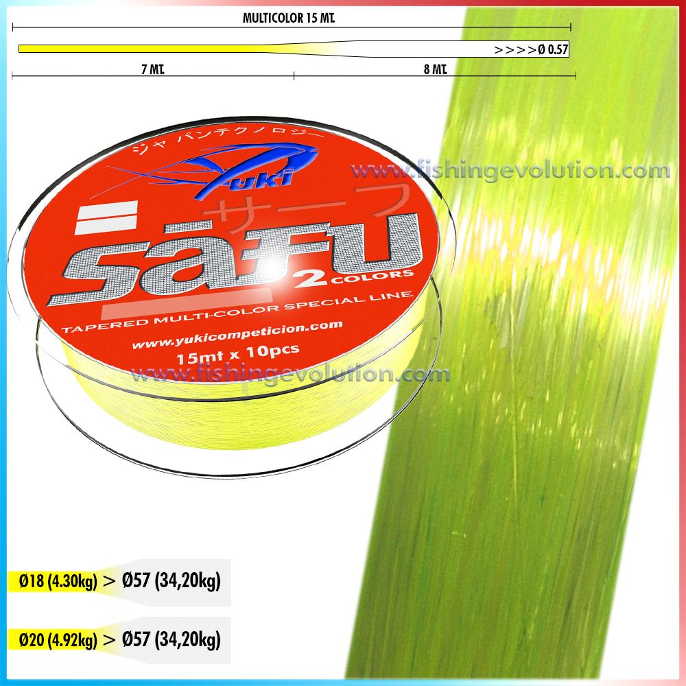 Shock Leader SAFU 2 Colors