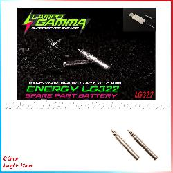 Kit Energy 2 Batterie LG322