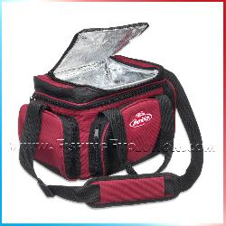 System Bag L Red-Black + 4 Boxes (1345042)