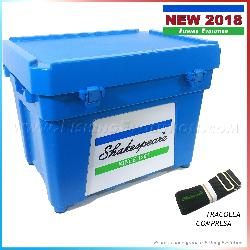 New Seat Box Blue 2018