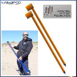 Gambe per Picchetto 150 cm Elite Orange