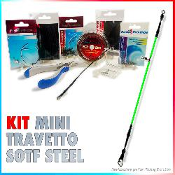 Kit Mini Travetto Soft Steel 70Lb