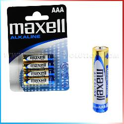 Maxell AAA