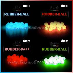Rubber Ball Green