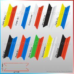 Ruzzole 50x15 Bicolore (7 pz)