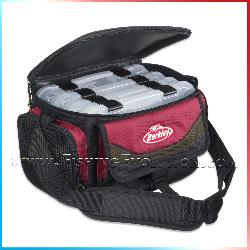 System Bag Red-Black + 4 Boxes (1345043)