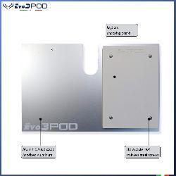 Top Alluminio c/Tagliere x Big Basket