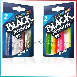 Black Minnow Color Box Mis.2 (90 mm)