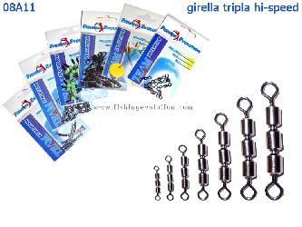 Girella Tripla Rolling Hi-Speed