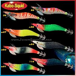 Kabo Squid Color 3.0