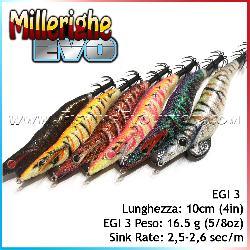 Millerighe EVO Mis. 3.0