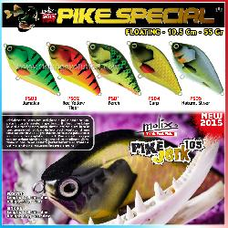 Pike Jerk 105 Floating