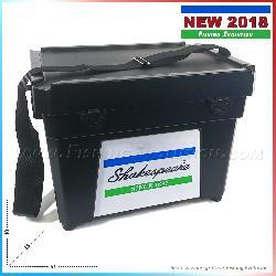 New Seat Box Black 2018