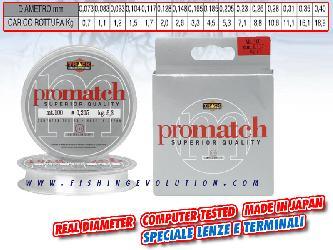Pro Match Nylon 100mt