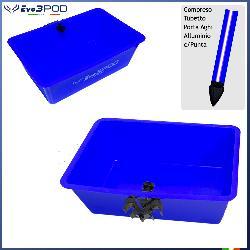 Big Basket Blue+ Porta Aghi Blue