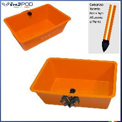 Big Basket Orange+ Porta Aghi Orange