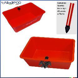 Big Basket Red+ Porta Aghi Red