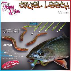 Cruel Leech 55 mm.