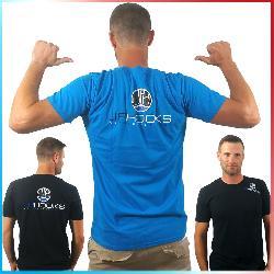 T-Shirt Jp Hooks Nera